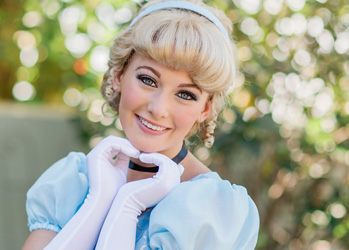 Hire Cinderella for Party | Tampa Princess Parties