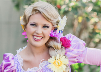 Hire Rapunzel for Party | Tampa Princess Parties