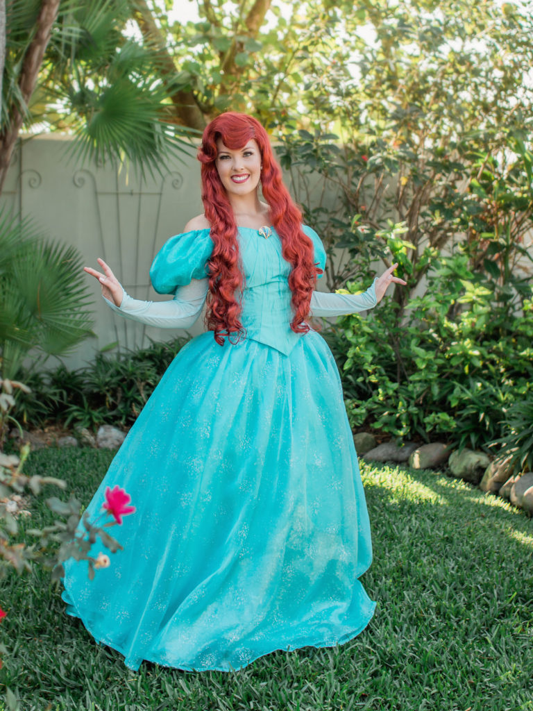 Ariel Little Mermaid Princess Party