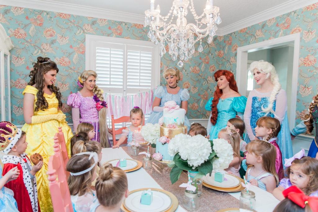 Tampa Princesses Party Decorations That Add Glam