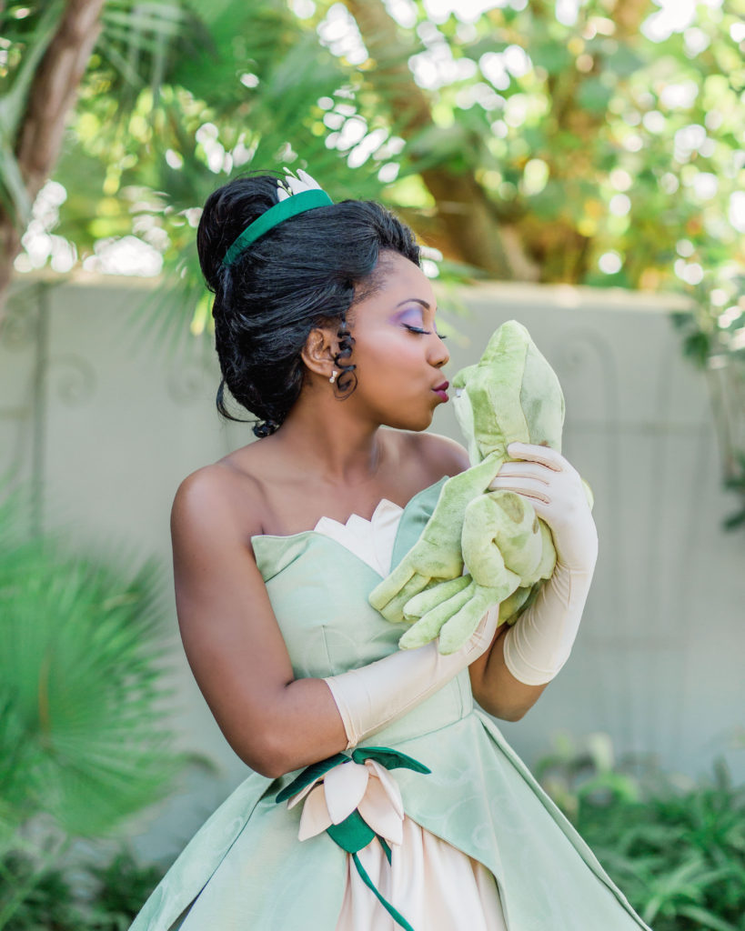 Tiana Princess Party Tampa