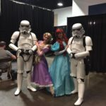 Parties with Character Princesses Meet the Storm Troopers