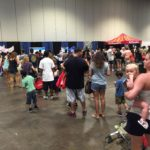 Parties with Character Princesses at Kids Day 2016 in Tampa