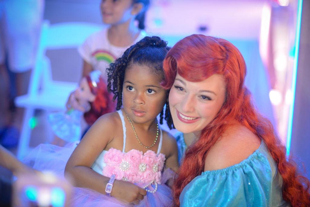 Tampa Princess Birthday Party