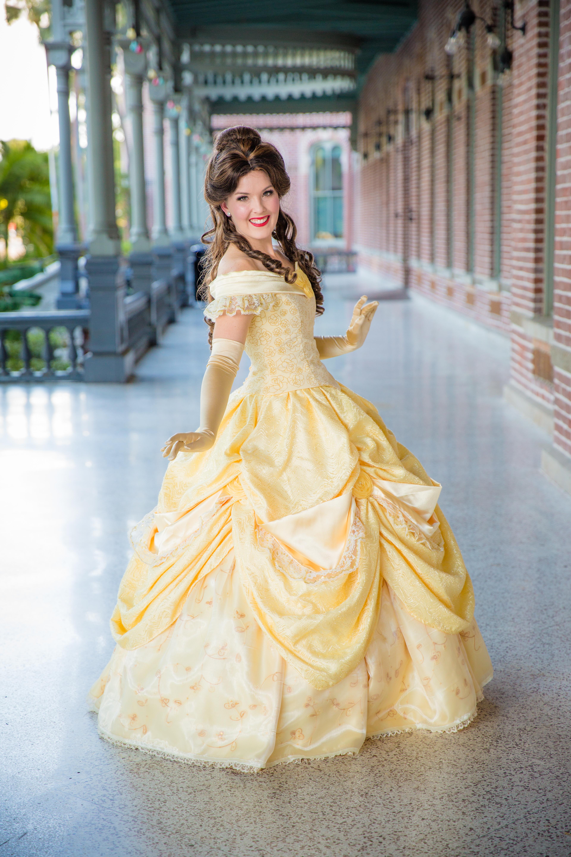 Parties With Character PrincessBellebirthdaypartiestampa